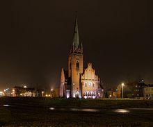220px-Legnica_-_kościół_św._Jacka_w_nocy